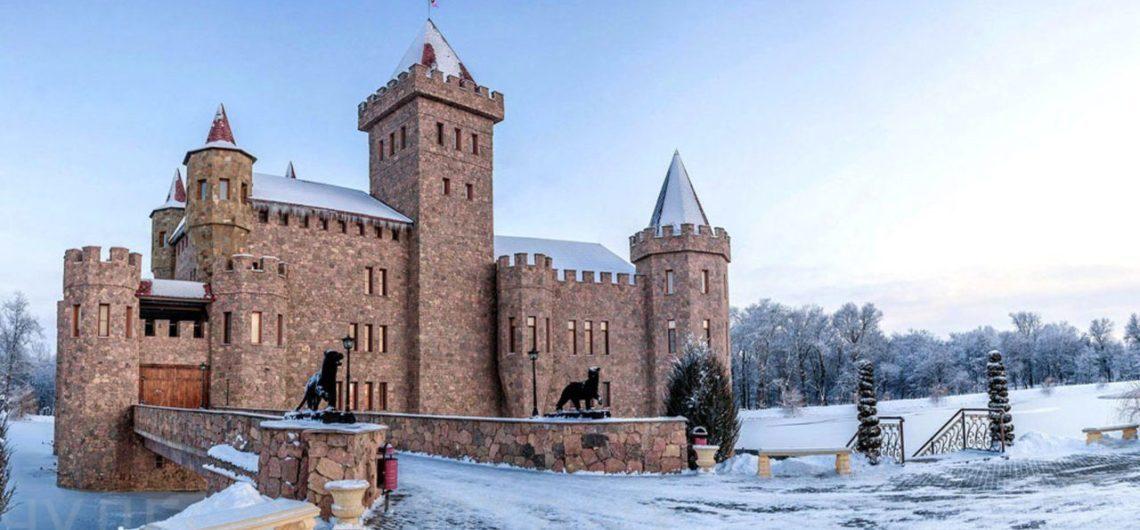 Замки Кавказа