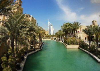 Дубай 9 июня 2021 года